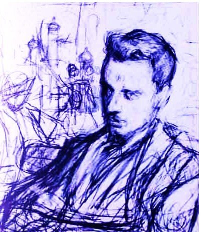 "Friday's Poetic Pause: ""The Departure of the Prodigal Sun"" by Rainer Maria Rilke"