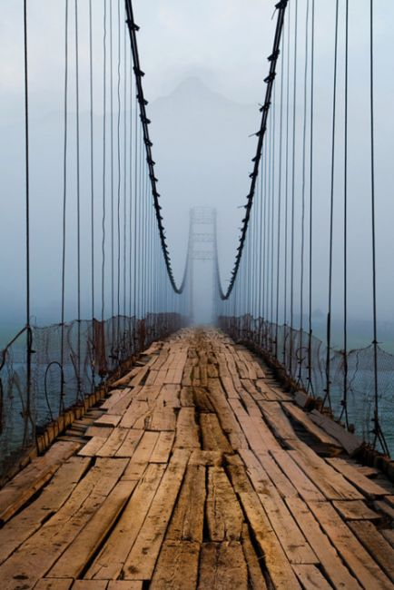 Friday's Poetic Pause: The Bridge Builder