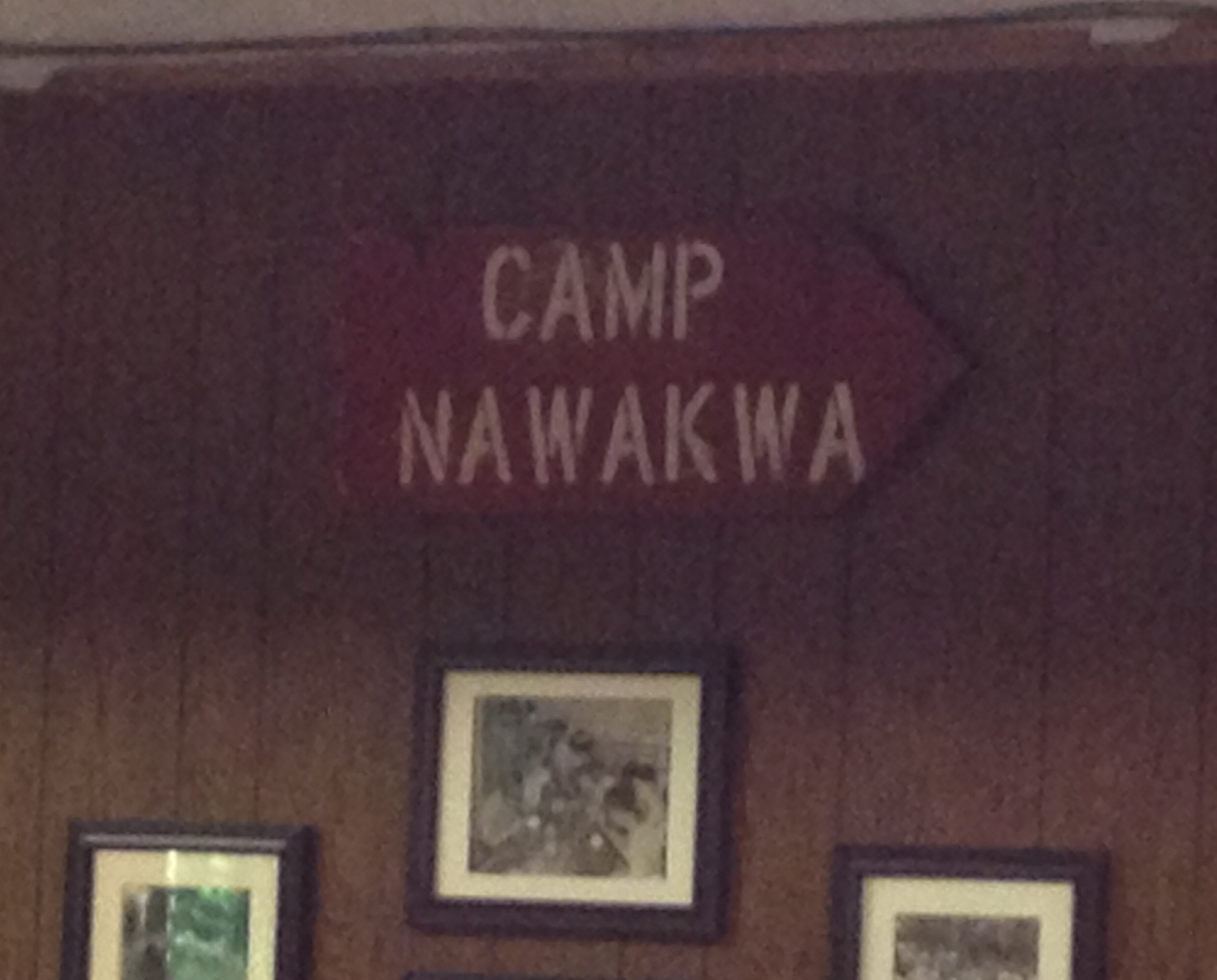 Camp Nawakwa, hunger, us, and them