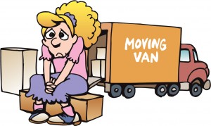 Moving day: An aid analogy